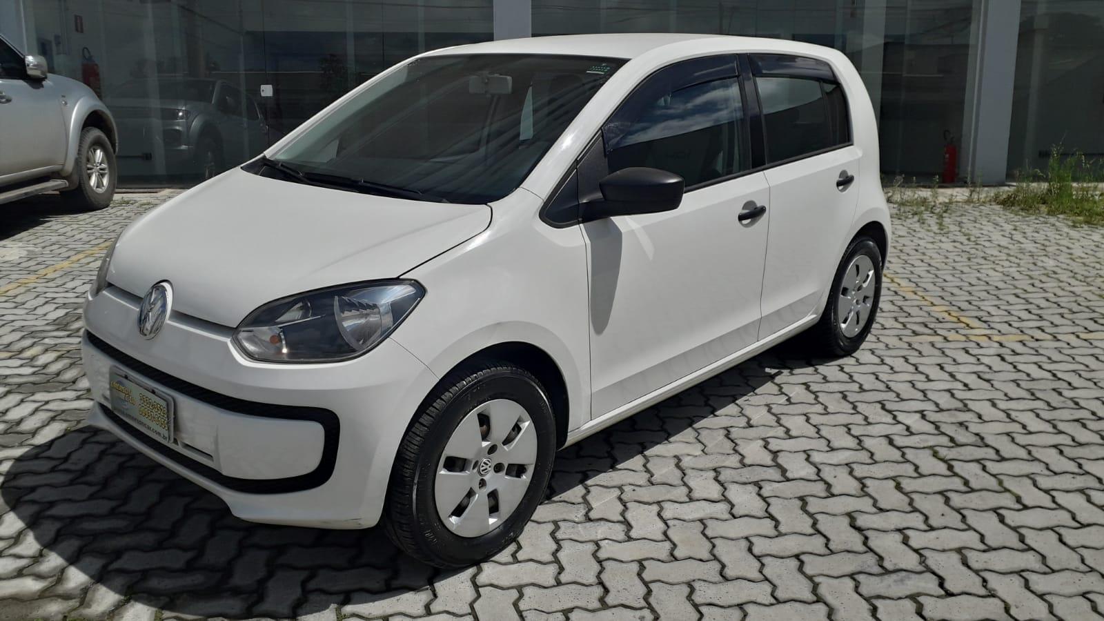 VW - VolksWagen up! high 1.0 Total Flex 12V 5p