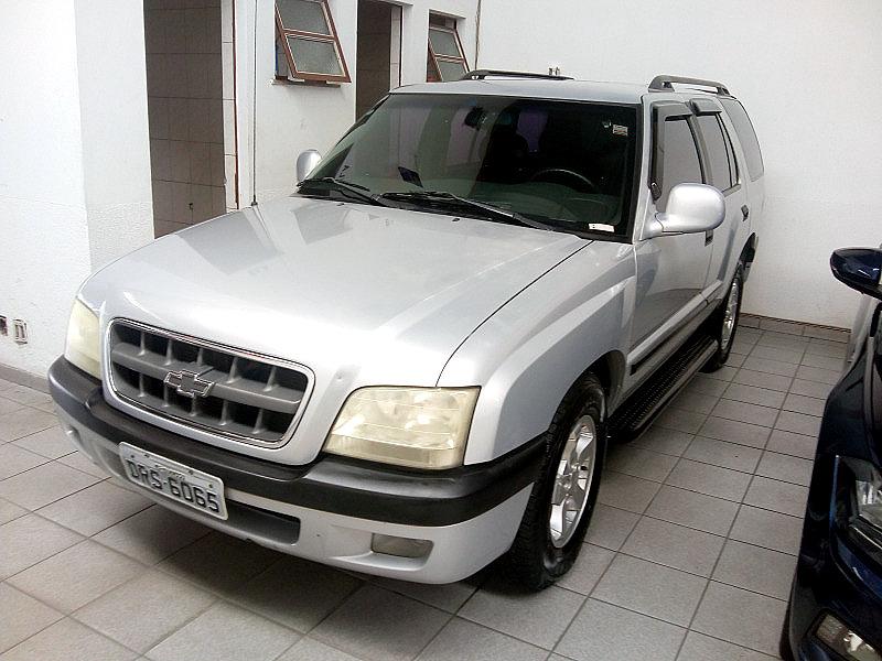GM - Chevrolet Blazer Advanted 2.4