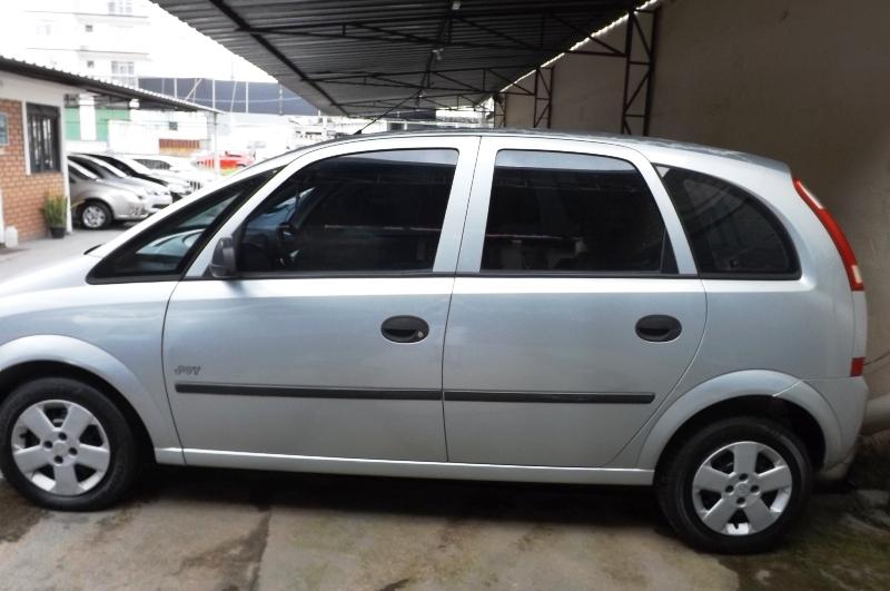 GM - Chevrolet Meriva 1.8/ CD 1.8 MPFI 16V 122cv 5p