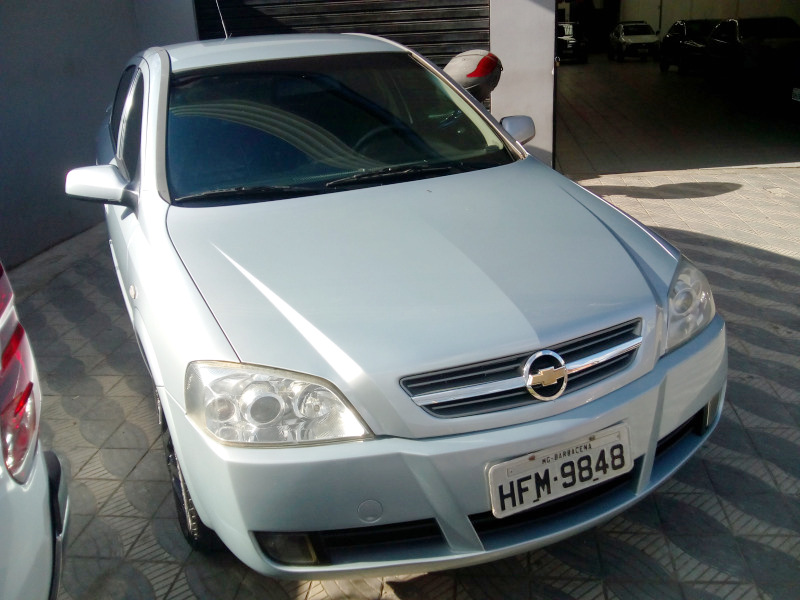 GM - Chevrolet Astra Advantage HB