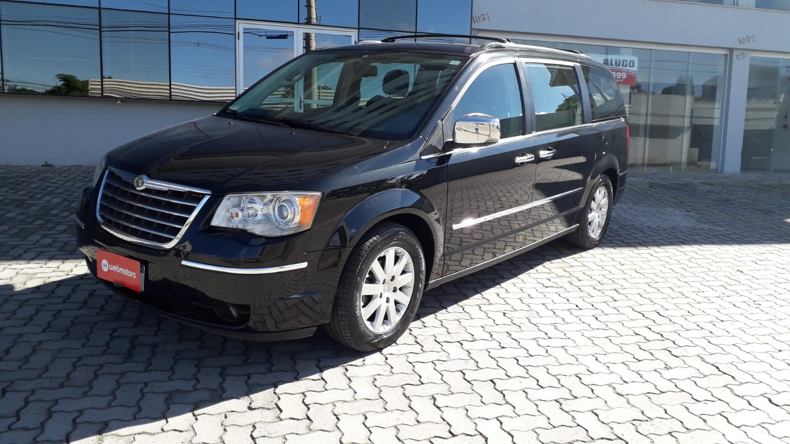 Chrysler TOWN & COUNTRY Limited 3.8 /3.6 V6 Aut.