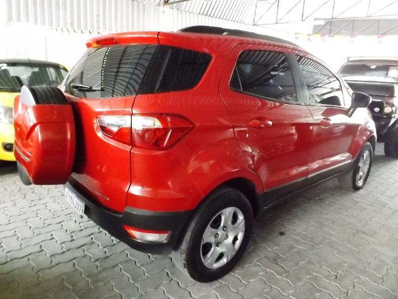 Ford EcoSport SE 2.0 16V Flex 5p Aut.