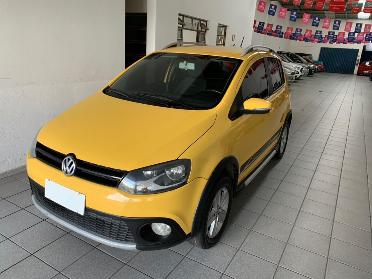 VW - VolksWagen Crossfox 1.6