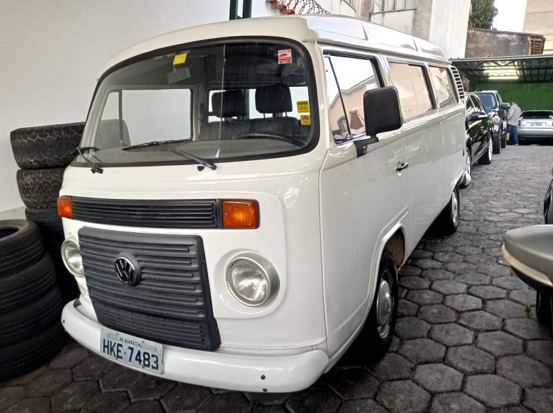 VW - VolksWagen Kombi STD